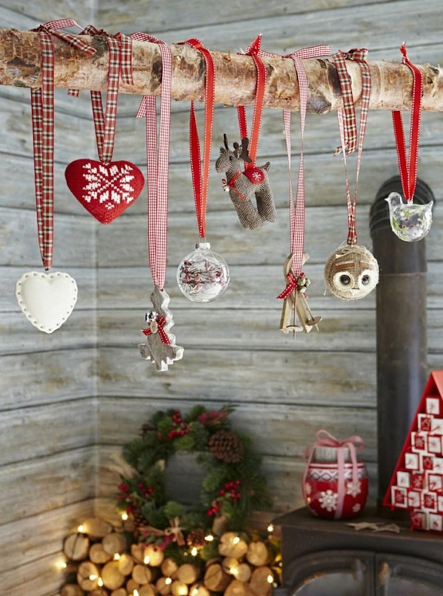 40 Awesome Scandinavian Christmas Decoration Ideas 11