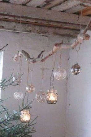 40 Awesome Scandinavian Christmas Decoration Ideas 12