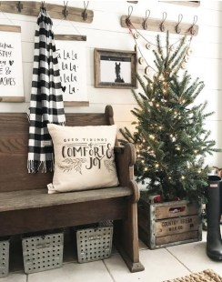 40 Awesome Scandinavian Christmas Decoration Ideas 30