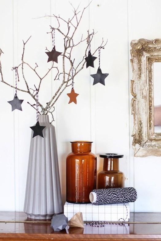 40 Awesome Scandinavian Christmas Decoration Ideas 38