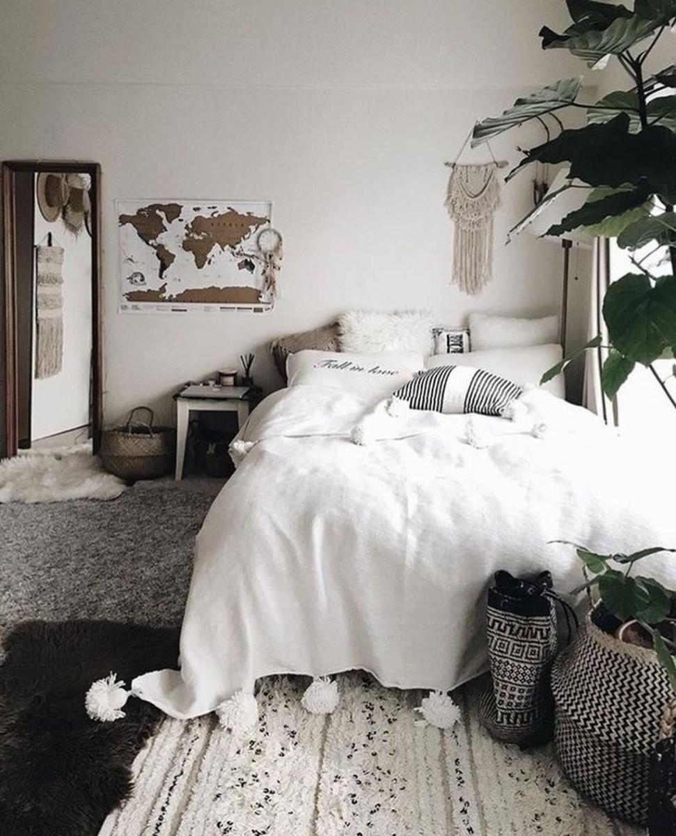 40 Unique Bohemian Bedroom Decoration Ideas 10