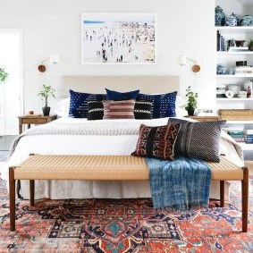 40 Unique Bohemian Bedroom Decoration Ideas 13