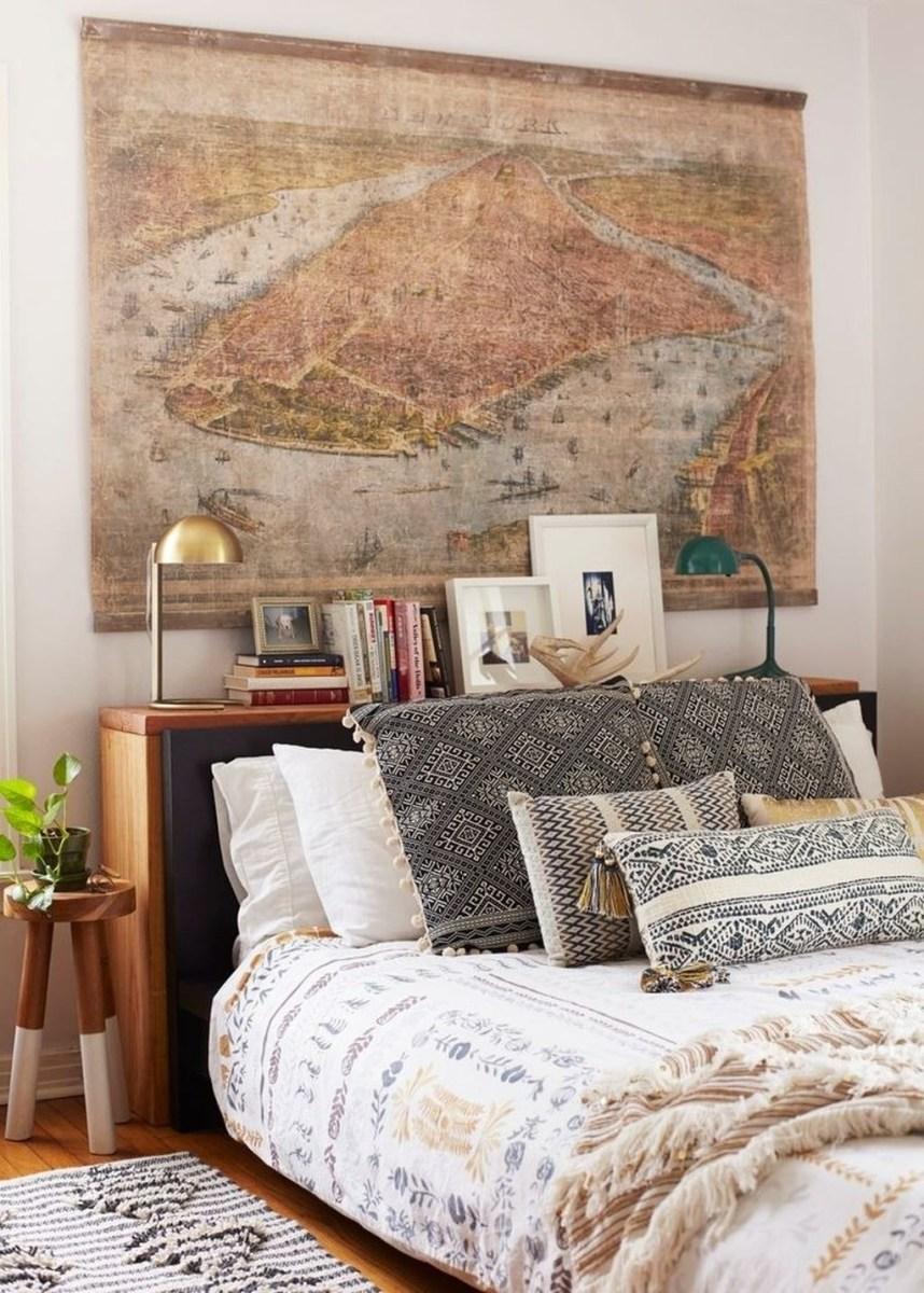 40 Unique Bohemian Bedroom Decoration Ideas 22