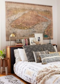 40 Unique Bohemian Bedroom Decoration Ideas 22