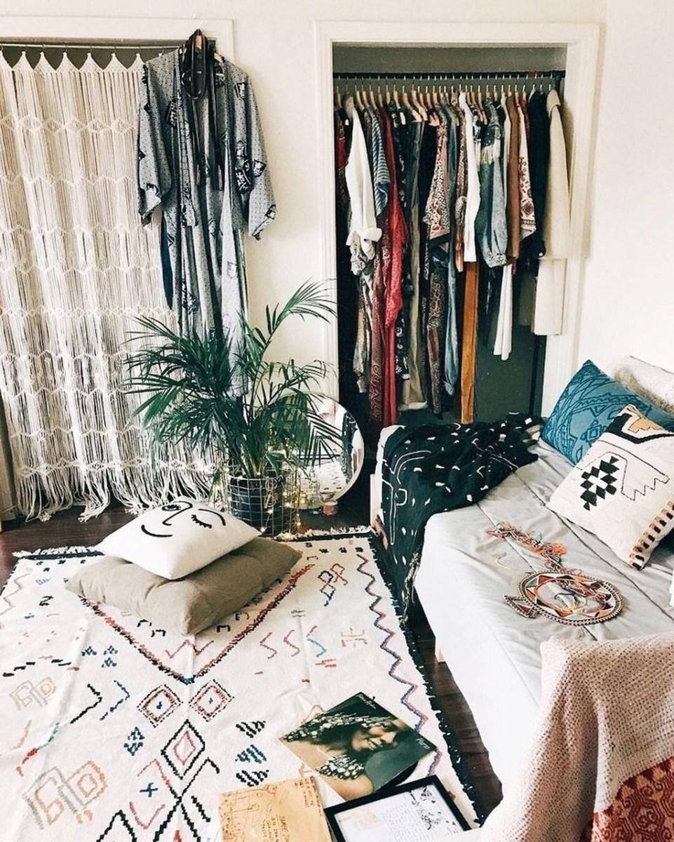 40 Unique Bohemian Bedroom Decoration Ideas 31