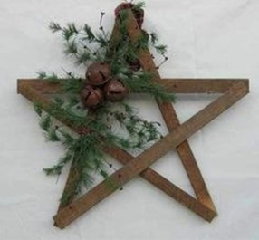 Beautiful Rustic Outdoor Christmas Decoration Ideas 39