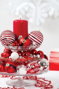 Brilliant DIY Christmas Centerpieces Ideas You Should Try 05