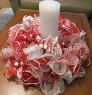 Brilliant DIY Christmas Centerpieces Ideas You Should Try 07