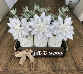 Brilliant DIY Christmas Centerpieces Ideas You Should Try 14