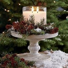 Brilliant DIY Christmas Centerpieces Ideas You Should Try 18