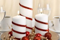 Brilliant DIY Christmas Centerpieces Ideas You Should Try 44