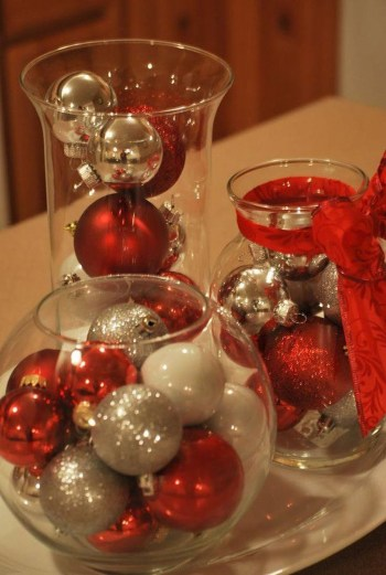 Cheap And Easy Christmas Centerpieces Ideas 23