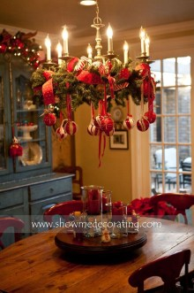 Cozy Christmas House Decoration 11