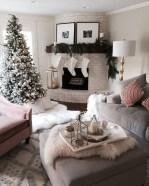 Cozy Christmas House Decoration 39