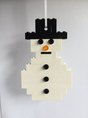 Cute And Cool Snowman Christmas Decoration Ideas 27