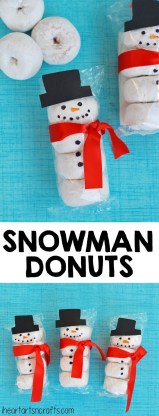 Cute And Cool Snowman Christmas Decoration Ideas 30