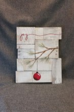 Elegant Rustic Christmas Decoration Ideas That Stands Out 04