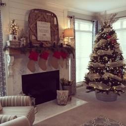Inspiring Chritsmas Livingroom Ideas 07