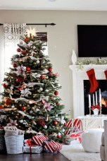 Inspiring Chritsmas Livingroom Ideas 10