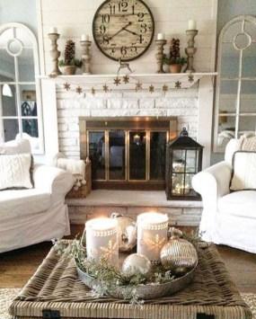 Inspiring Chritsmas Livingroom Ideas 16