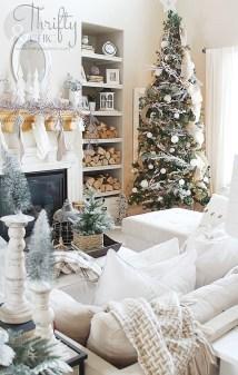 Inspiring Chritsmas Livingroom Ideas 30