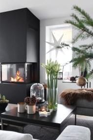 Inspiring Chritsmas Livingroom Ideas 35