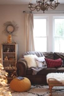 Inspiring Chritsmas Livingroom Ideas 40