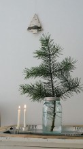 Inspiring Home Decoration Ideas With Small Christmas Tree 11