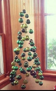 Inspiring Home Decoration Ideas With Small Christmas Tree 43