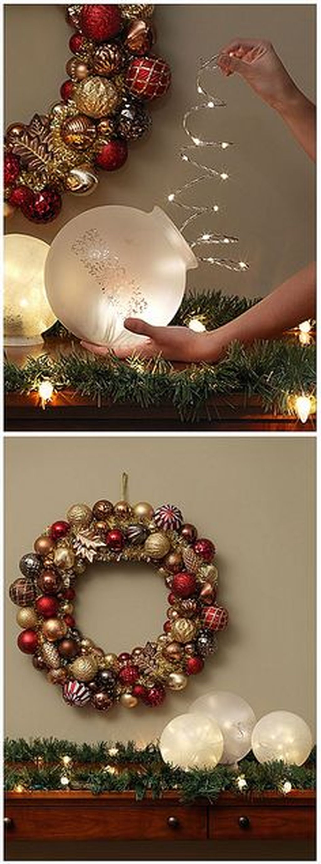 Totally Inspiring Christmas Lighting Ideas You Should Try For Your Home 12