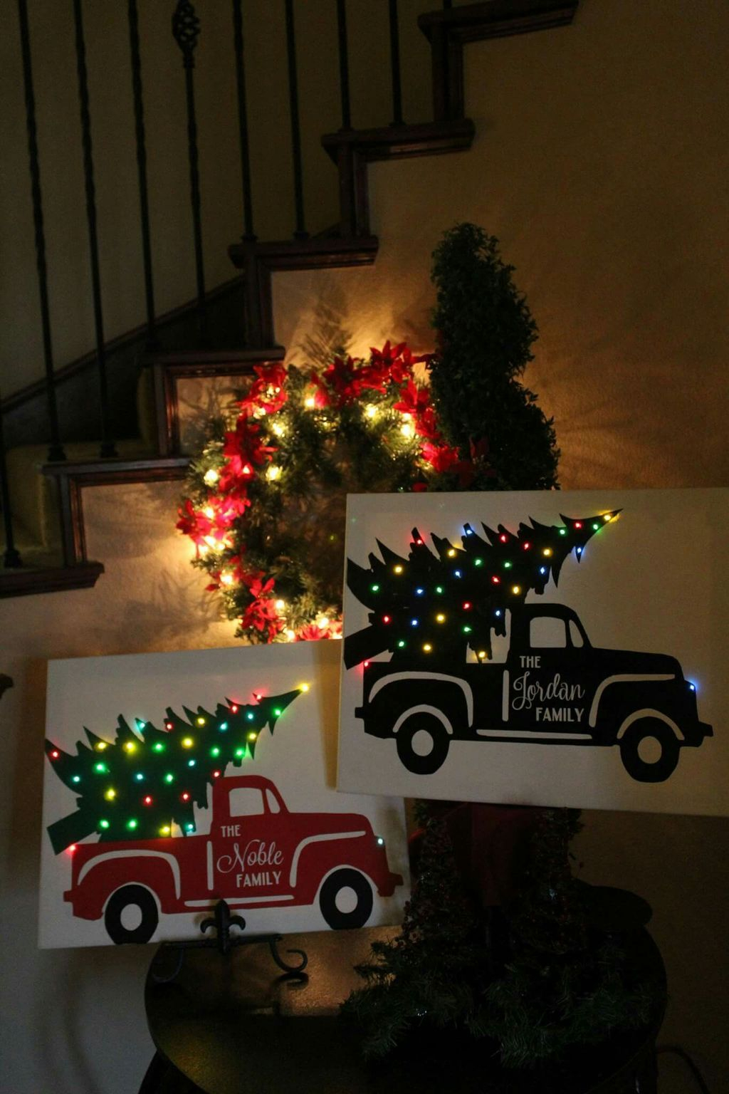 Totally Inspiring Christmas Lighting Ideas You Should Try For Your Home 34
