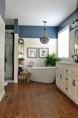 36 Cool Blue Bathroom Design Ideas 04