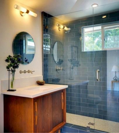 36 Cool Blue Bathroom Design Ideas 25