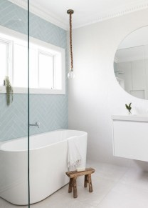 36 Cool Blue Bathroom Design Ideas 28