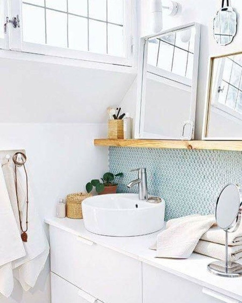 36 Cool Blue Bathroom Design Ideas 30