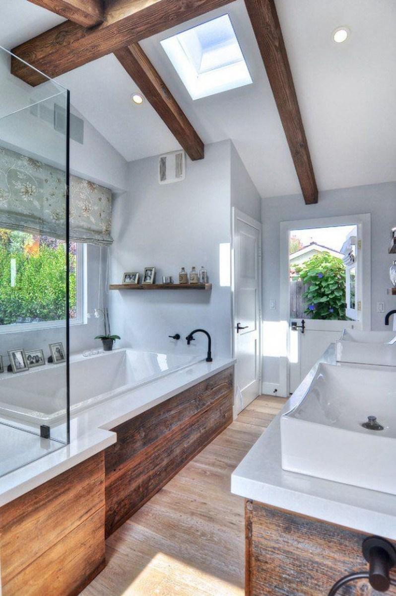 36 Cool Blue Bathroom Design Ideas 31