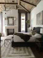 37 Cozy Rustic Bedroom Design Ideas 11