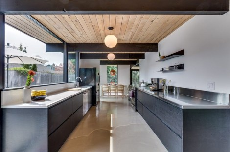 37 Stylish Mid Century Modern Kitchen Design Ideas ...