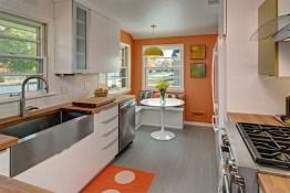 37 Stylish Mid Century Modern Kitchen Design Ideas 17