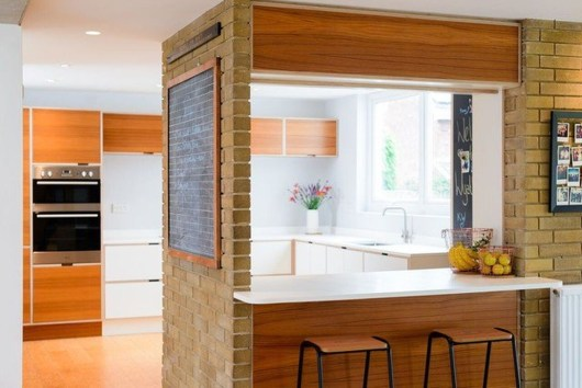 37 Stylish Mid Century Modern Kitchen Design Ideas 20