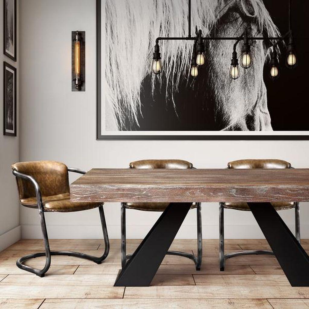 37 Stylish Mid Century Modern Kitchen Design Ideas 22