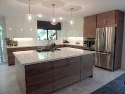 37 Stylish Mid Century Modern Kitchen Design Ideas 28