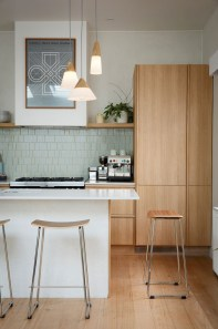 37 Stylish Mid Century Modern Kitchen Design Ideas 30