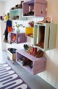 38 Brilliant Hallway Storage Decoration Ideas01