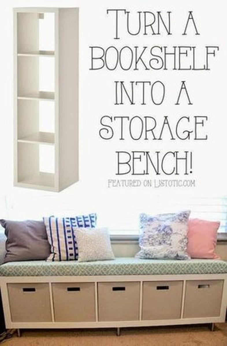 38 Brilliant Hallway Storage Decoration Ideas13