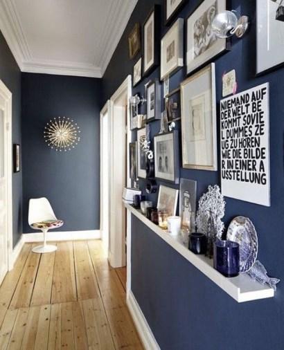 38 Brilliant Hallway Storage Decoration Ideas38