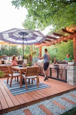 38 Cool Outdoor Kitchen Design Ideas 13