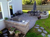 38 Cool Outdoor Kitchen Design Ideas 14