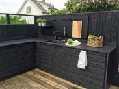 38 Cool Outdoor Kitchen Design Ideas 15