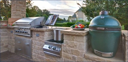 38 Cool Outdoor Kitchen Design Ideas 30